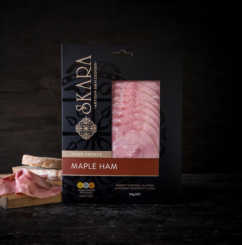 Skara Maple Ham 150g