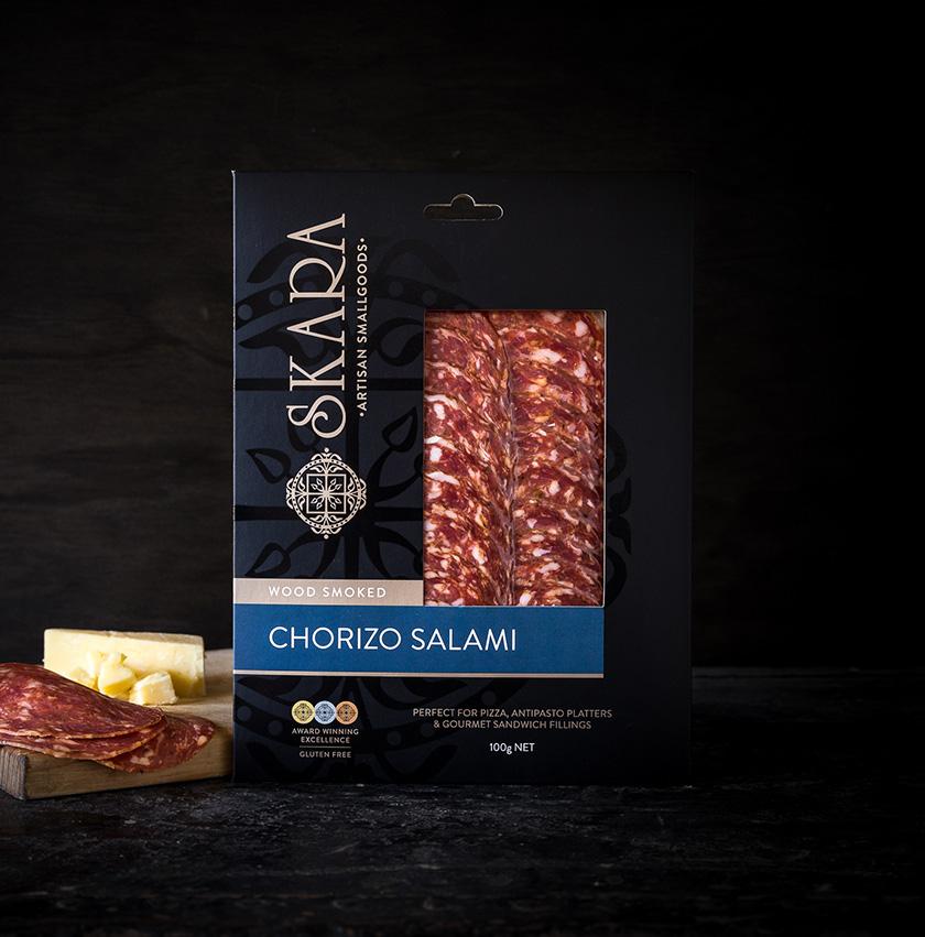 Skara Chorizo Salami 100g