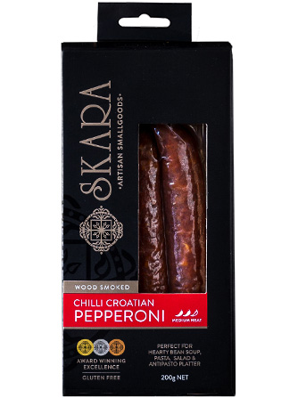 Skara Chilli Croatian Pepperoni