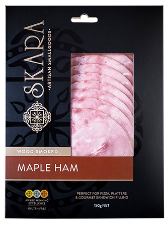 Skara Wood Smoked Maple Ham