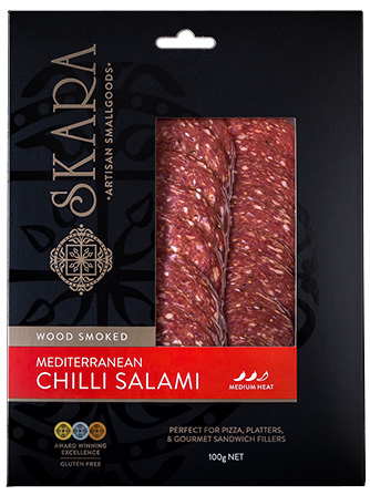 Mediterranean Chilli Salami